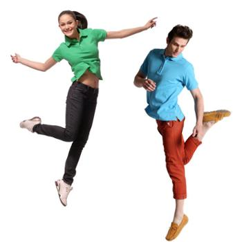 gf男装女装纯色保罗衫短袖polo衫新款情侣装短袖T恤大码FZ-MW-TX