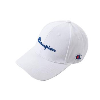 Champion冠军潮牌男女同款经典logo鸭舌帽
