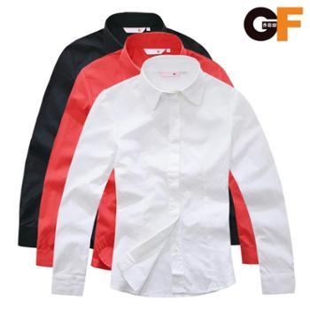 GoodfutureFZ-W001-80SCXCS女式全棉长袖衬衫