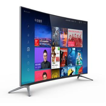 微鲸(WHALEY)55英寸曲面4K超高清电视机W55C1T