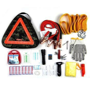 瑞德-工具专家 车载工具套装 随车应急包 行车必备