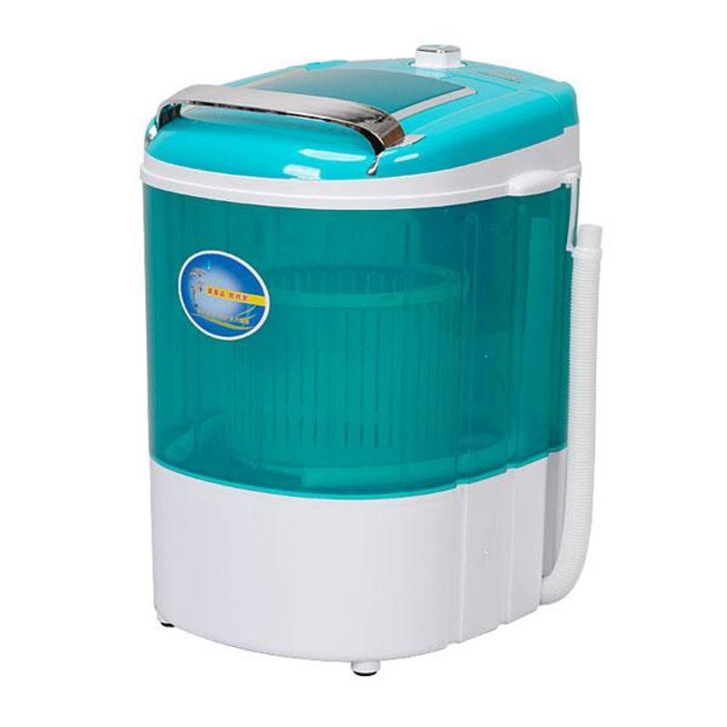 荣事达时代潮(幸福久久)迷你洗衣机xpb30-2008 洗脱两用,简单使用