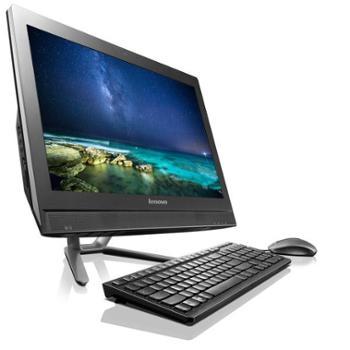 联想一体机电脑 C470 2957U 4G 500G 2G独显 21.5高清 黑色 白色