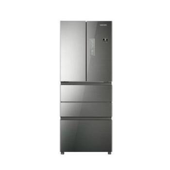 三星(SAMSUNG)BCD-402DRISL1402升多门对开冰箱电脑控温