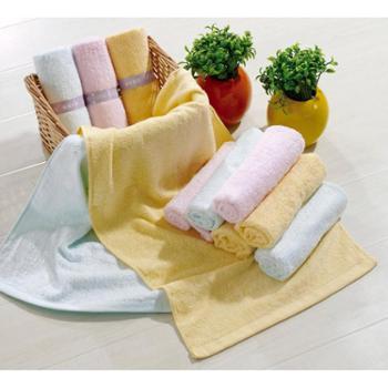 竹纤维毛巾----竹韵