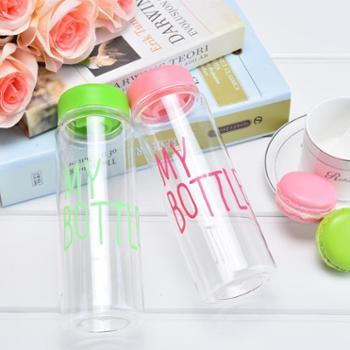 透明pc塑料杯水果杯茶杯