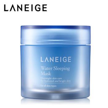 兰芝夜间修护睡眠面膜70ml保湿补水