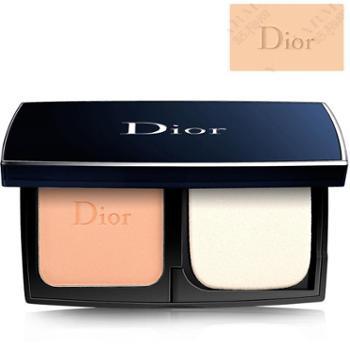 Dior/迪奥 凝脂恒久保湿粉饼遮瑕10g 克丽丝汀粉饼/粉底液