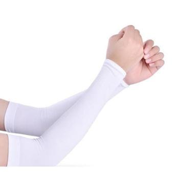 (2套装)夏季防紫外线防晒冰袖 冰丝防晒开车手臂套袖