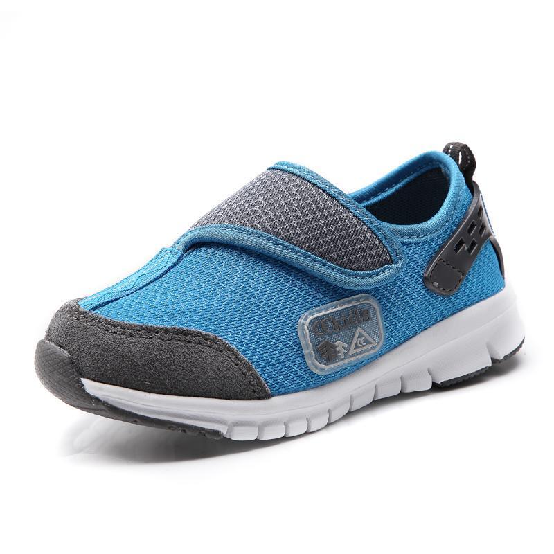新款儿童鞋子 夏季男童运动网鞋透气