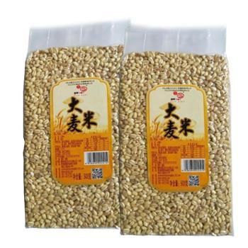 肴之缘大麦米500克*2袋