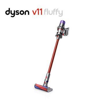 戴森(Dyson) 吸尘器 V11 FLUFFY 无绳吸尘器家用除螨