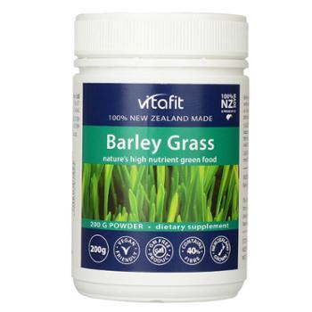 康同佑新西兰原装进口大麦若叶青汁大麦苗粉200克强碱食品植物纤维孕妇可用