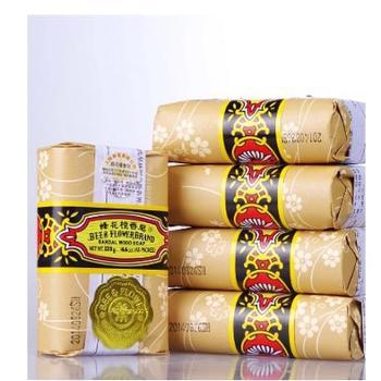 上海蜂花檀香皂125g沐浴皂5块上海制皂檀香香皂包邮上海香皂肥皂01
