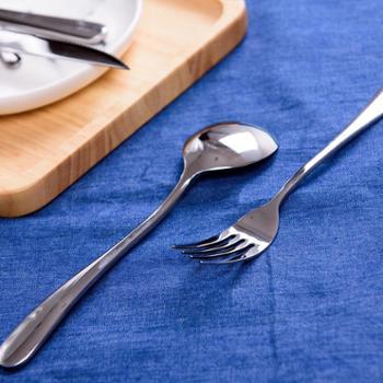 Lebengut西餐餐具加厚不锈钢四件套牛排刀叉勺两件三件套四全套