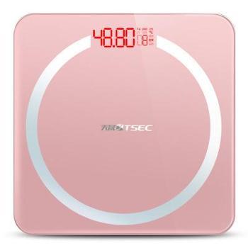 天晟智能体重秤 精准家用健康人体秤成人BMI称重计器可充电电子秤