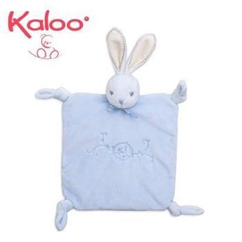 法国进口Kaloo/卡露儿珍珠系列口水巾兔