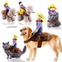 狗狗衣服猫咪宠物用品 骑马装变身装万圣节搞怪小中型大全