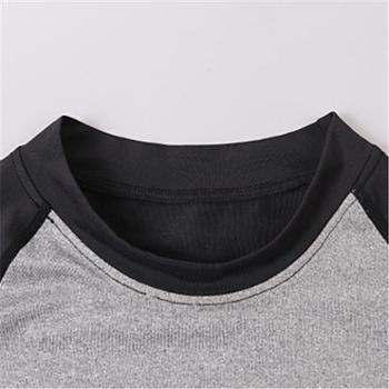 韩版运动健身服女夏季跑步瑜伽服两件套户外速干衣短袖套装