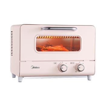美的/Midea多功能电烤箱PT12A0