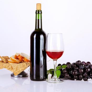 乐美雅品位红酒杯350ml高脚杯葡萄酒杯6只装G9469