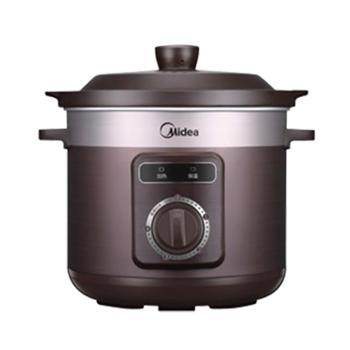 Midea/美的 美的电炖锅 TGH40D陶瓷煲汤锅