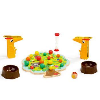 特宝儿小鸟吃果实夹夹乐玩具120379