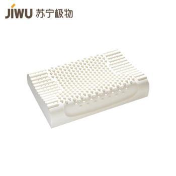 【苏宁极物】泰国天然乳胶颗粒按摩护颈枕