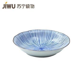 【苏宁极物】日本制造美浓烧陶瓷盘