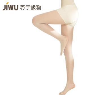 【苏宁极物】10Donepiece无缝柔滑连裤袜肤色