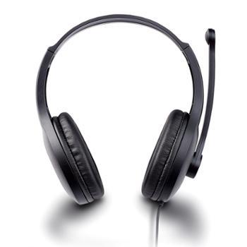 漫步者(EDIFIER)K800 头戴式游戏耳机 黑色