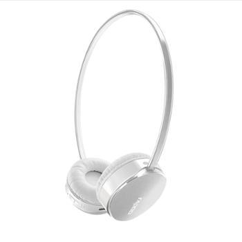 雷柏S500头戴式蓝牙耳机 轻量化设计蓝牙无线双模