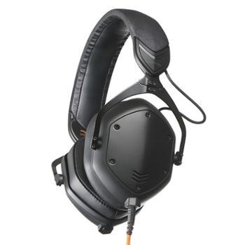 V-MODA M-100 MASTER头戴式耳机HiFi M-100MB 哑黑色