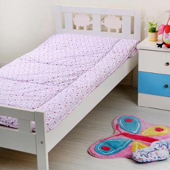 凯诗家纺 全棉印花多功能被 床垫 垫被 (单人床)