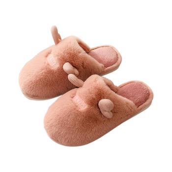 凯诗风尚家居鞋暖馨暖绒浴室家居拖鞋