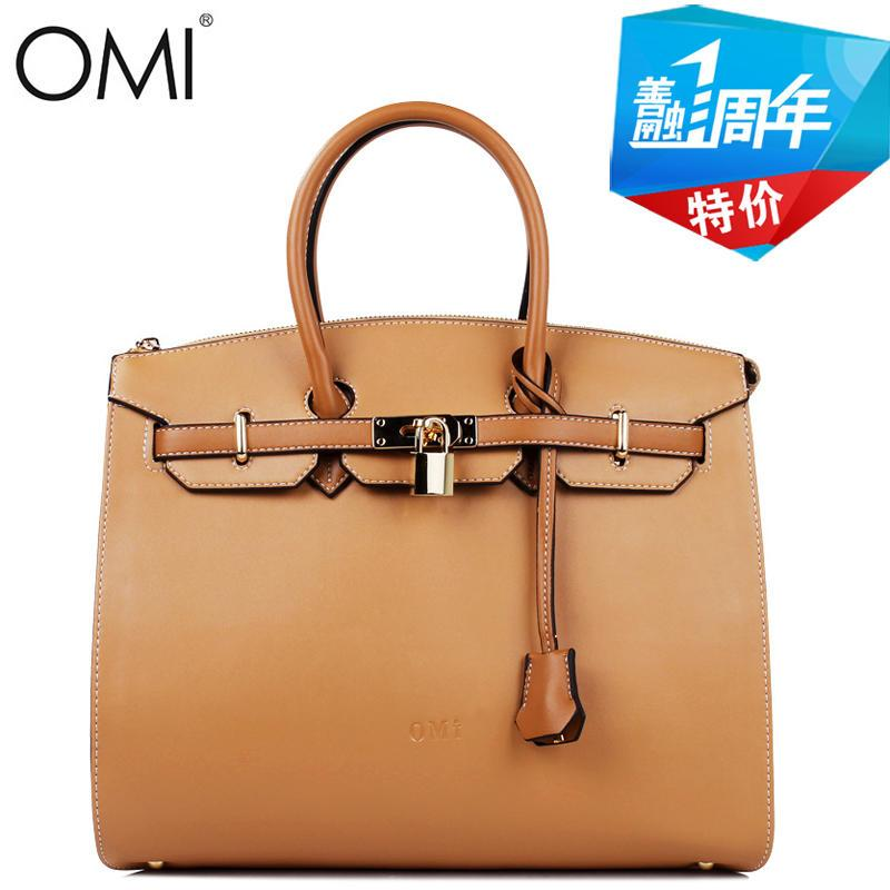 意大利欧米OMI 新款女包 韩版时尚手提单肩 正
