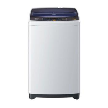Haier/海尔 洗衣机 EB80BM2TH 8公斤变频波轮洗衣机