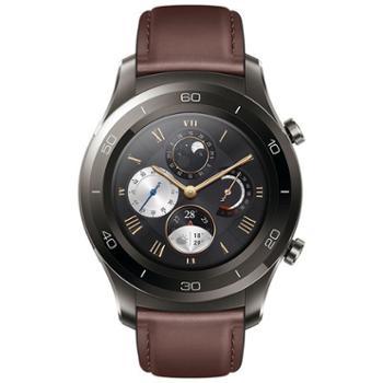 华为HUAWEI WATCH 2 Pro华为新款智能手表独立通话(eSIM技术) GPS心率 FIRSTBEAT运动指导 N
