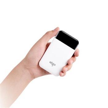【小巧便携】爱国者E10000+迷你充电宝10000毫安可爱苹果移动电源手机通用