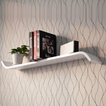 自由空间尚创意隔板/墙壁架/壁挂架书架电视背景装饰架