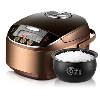 Midea/美的电饭煲MB-WFS4017TM 4L智能预约电饭锅正品保证