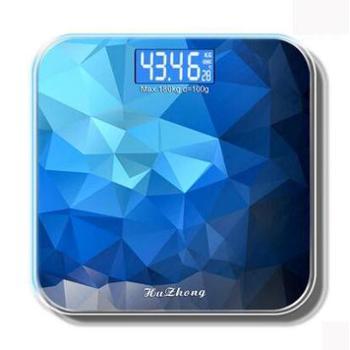 沪众人体秤电子称体重秤家用成人减肥秤称体重计健康秤称重包邮