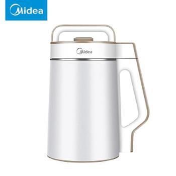 Midea/美的WDE12W61豆浆机全自动不锈钢预约浓香免滤煮