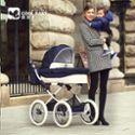 coolbaby欧洲皇室婴儿车 婴儿双向避震高景观手推车 宝宝四轮推车