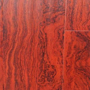 黑胡桃 强化木地板1 皇家橡木 E0环保 健康地板 绿森木业EDR428 绿牡丹木地板