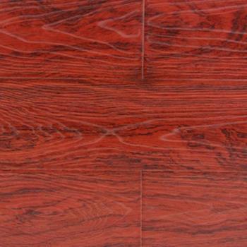 黑胡桃 强化木地板1 皇家橡木 E0环保 健康地板 绿森木业EDR4318 绿牡丹木地板