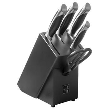 张小泉启航系列不锈钢刀具六件套装(D30550100)