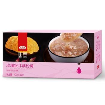 燕之坊 心意系列 玫瑰银耳藕粉羹420g