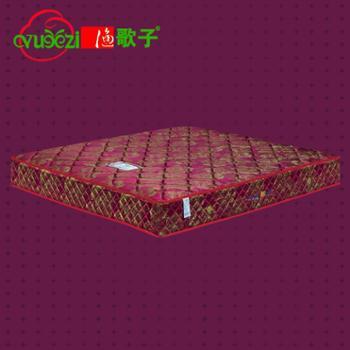 渔歌子双面布精钢弹簧床垫
