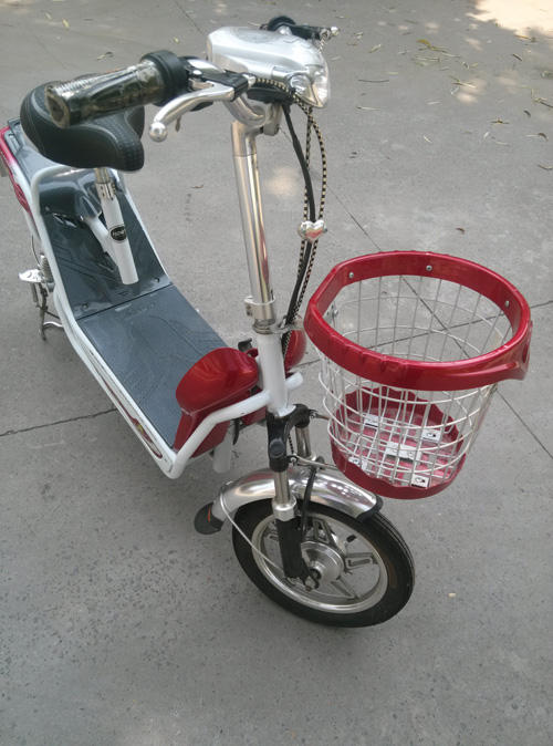 电动车 电动自行车  充电行程:45-60km左右